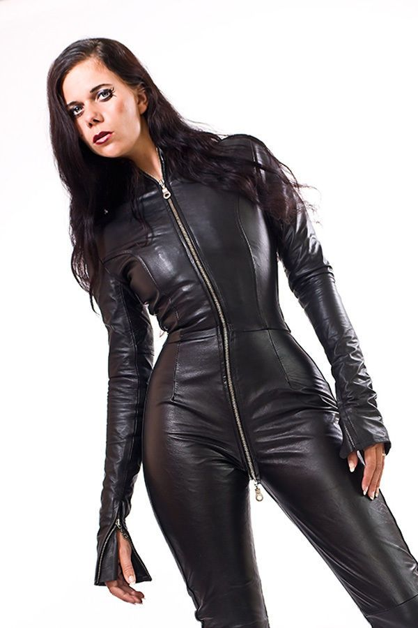 Leather Catsuit 63