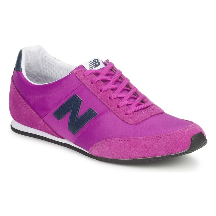 New Balance Violette Et Rose