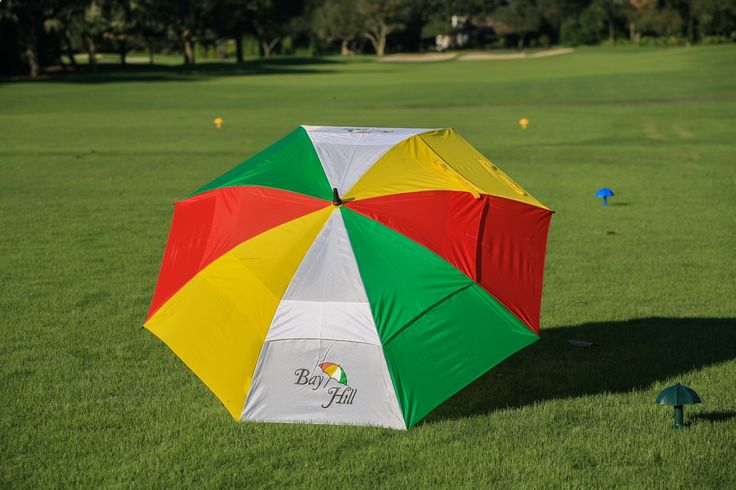 Arnold Palmer Bay Hill Golf Umbrella - Arnies Pro Shop