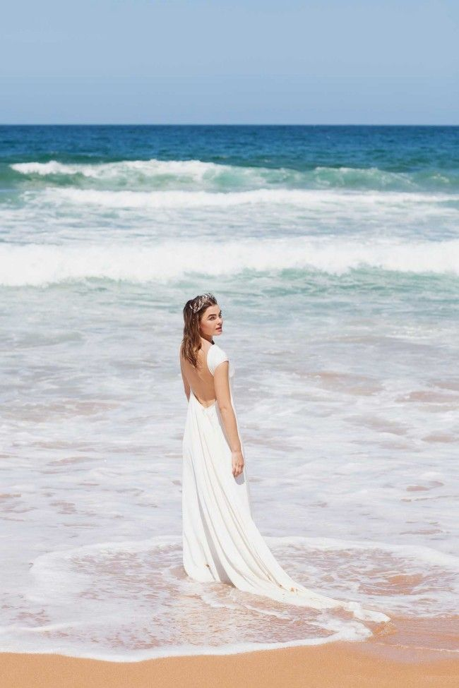 Vogue Brides editorial with Bambi Northwood-Blyth and Dan Single