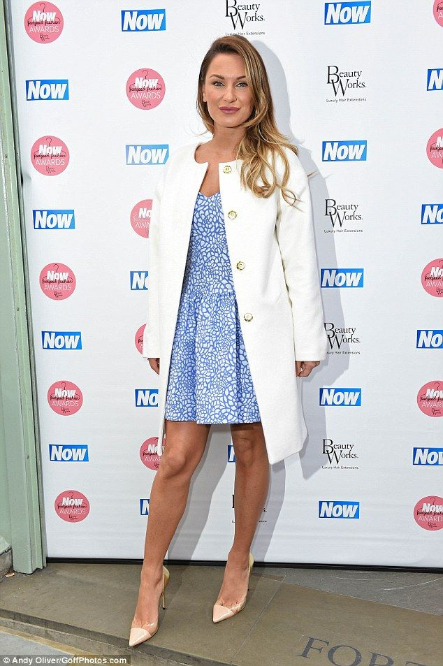 Sam Faiers attends star-studded fashion event with TOWIE pal Ferne McCann | Daily Mail Online
