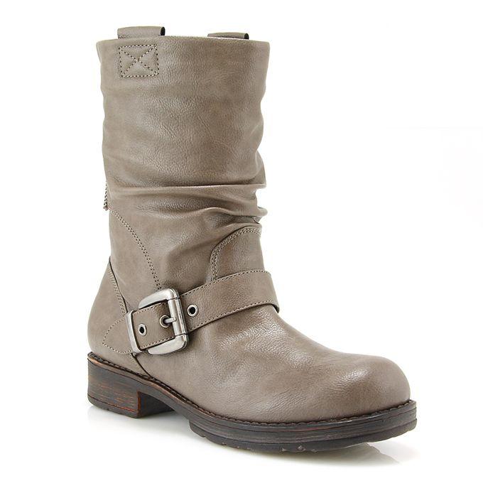 Biker boots MOD: 737008252-Tsakiris Mallas