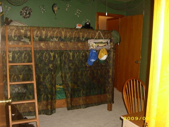 35 Best Sylas' New Soldier/camo Bedroom. Images On