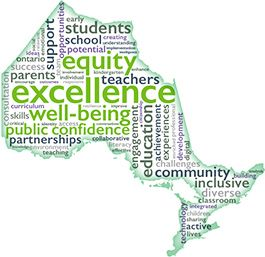Achieving Excellence: Renewed Vision for Education in Ontario