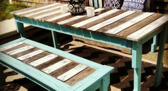BLOG: Re-purposing Pallets at Home | The Jenkin Post