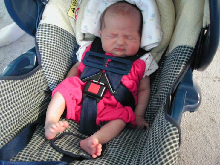 Baby Girl Infant Car Seats: Newborn Baby Girl In Car Seat - Google Search