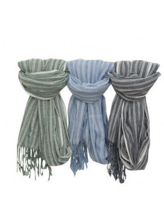 CO WOOVEN STRIPES SCARF.  SUMMER 2015. STRIPES. MENS . STYLE. ACCESSORIES