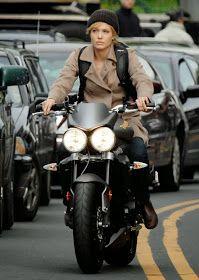 Motor Fuel: Le moto dei Vip