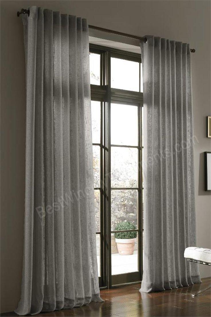 Belgique Curtain Drapery Panels