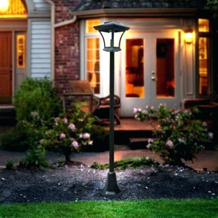 Solar Led Pathway Lights Reviews Best Solar Path Lights Traditional Landscape Lighting Solar Path Lights
