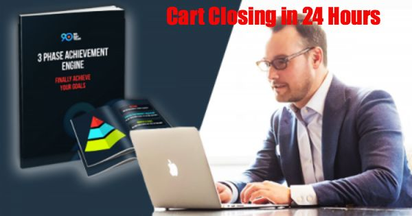 *** 24 Hours From Now It's Over *** - Get access to the world's ONLY achievement system to be independently tested, proven and validated by third party researchers, and in doing so…  Achieve More Business Growth in the Next 90 Days Than You Did All of Last Year…  EVEN IF YOU'RE PRONE TO PROCRASTINATION, AVOIDANCE AND OVERWHELM