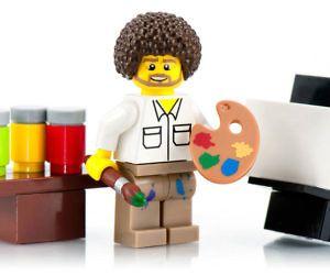 Bob Ross LEGO Set #LavaHot http://www.lavahotdeals.com/us/cheap/bob-ross-lego-set/212766?utm_source=pinterest&utm_medium=rss&utm_campaign=at_lavahotdealsus