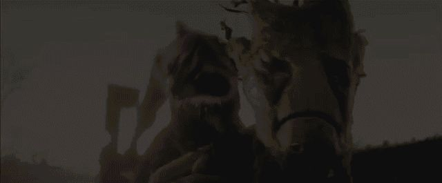 Concept Animation Of Rocket Raccoon and Groot Being Awesome In Guardians of the Galaxy