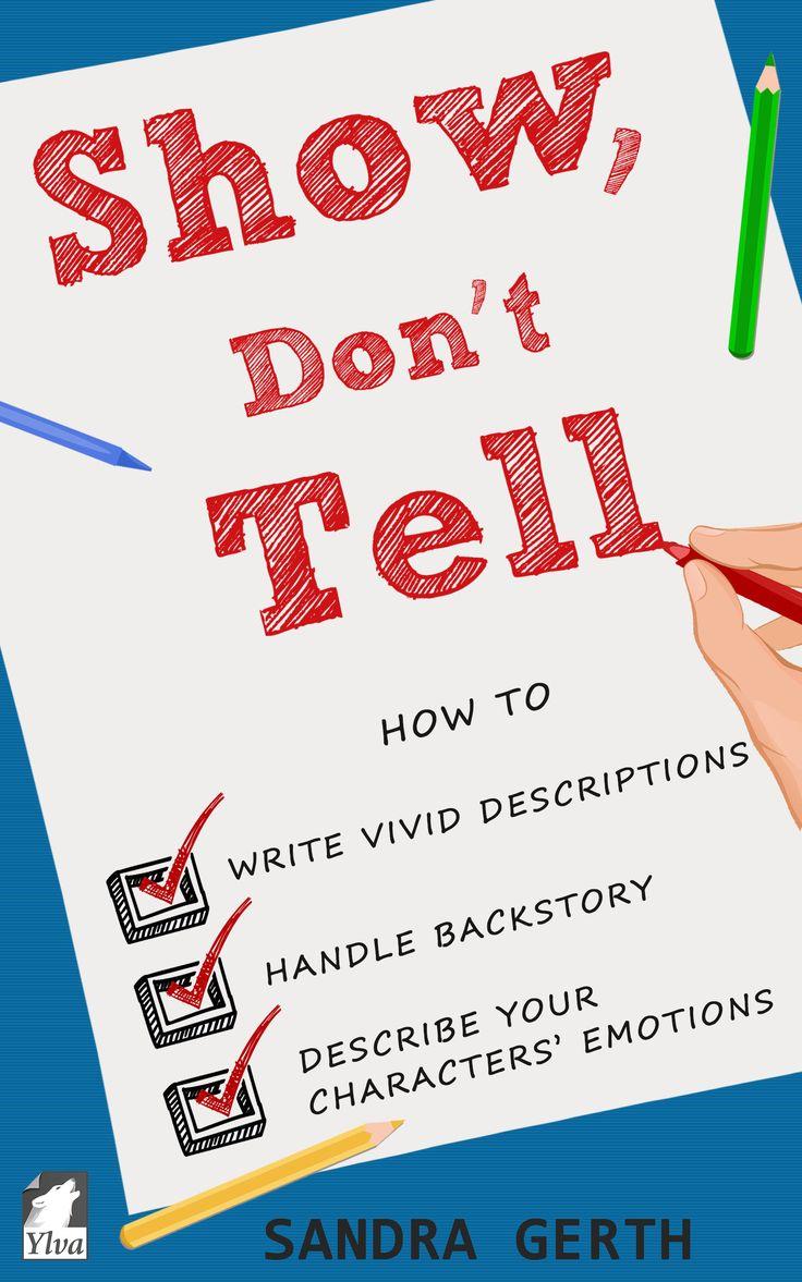 Show, Don't Tell | Sandra Gerth