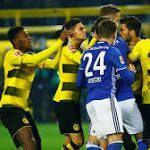 Bundesliga: Borussia Dortmund throw away four-goal lead to draw vs FC Schalke 04