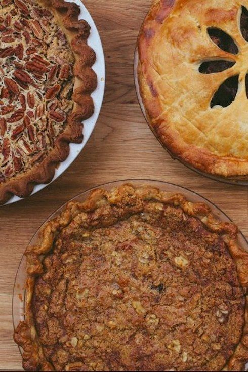 The Drunken Nut — pecan pie spiked with bourbon — at Emporium Pies in Dallas, Texas. | 24 Of The Most Delicious Pies In America