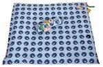 Bezug für Wickelauflage blau - pusling - Sachen für Kinder