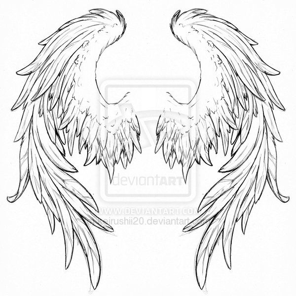 back_tshirt_angel_wings_design_by_keirushii20-d3350mv.jpg (600×600) on the back of a tshirt for halloween?