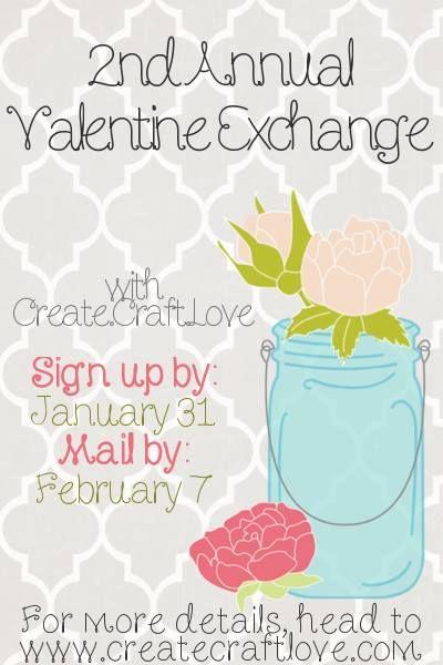 2nd Annual Valentine Exchange
