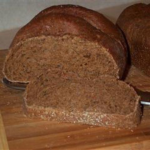 Bread Machine Pumpernickel Bread Recipes Pinterest