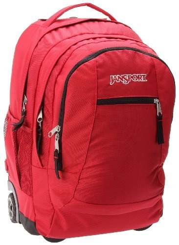 JanSport Driver 8 Core Series Wheeled Daypack http://amzn.to/IgtlK3