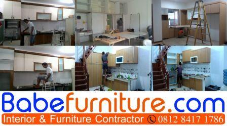 Jasa Pembuatan Kitchen Set Cilandak 0812 8417 1786: Berapa budget harga pembuatan/bikin kitchen set it...