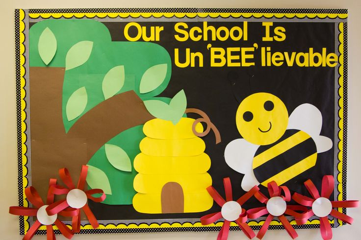 Instead of 'school' you could use it as a class bulletin board