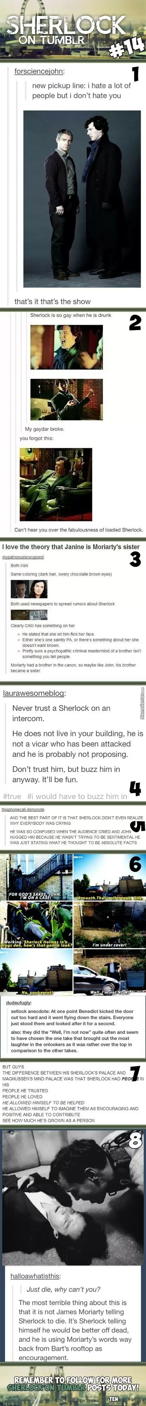 Sherlock On Tumblr #14
