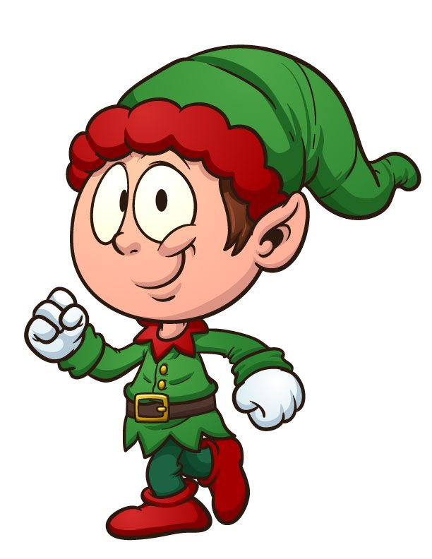 """""""Bouncy Monkey-Buns"""". Get yourself a Christmas Elf name from the Christmas Elf Name Generator at Quizopolis.com"""