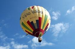Montar en globo sobre los viñedos.  La Rioja. Spain #Ezcaray #LaRioja #LaRiojaApetece #Turismo #Rural #Apartamentos #Apartamento #ocio #vacaciones #montaña #hotel #Hoteles