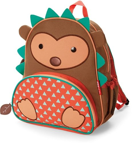 Skip Hop, Zoo Pack, Igelkott Ryggsäckar