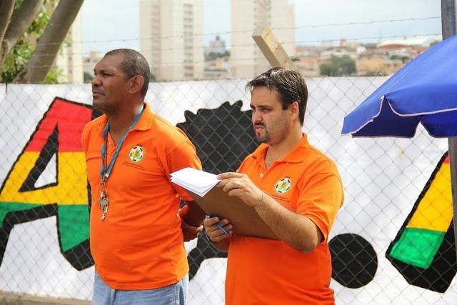 JE&M Sports: DIRETORES DA ARAE DE OLHO NO LANCE.
