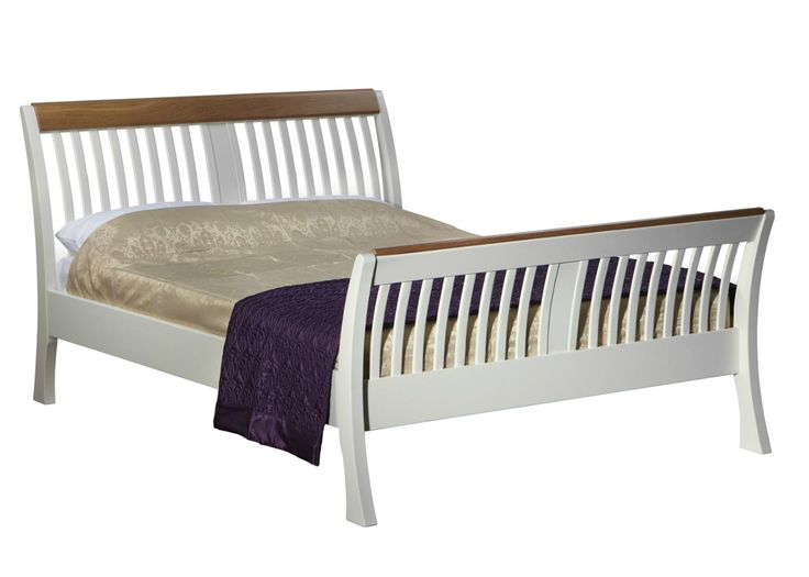 Lilli Bed Frame from George Tannahill & Sons