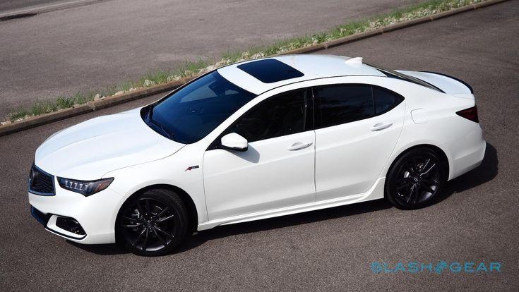 2018 Acura Tlx V6 A Spec Gallery Slashgear Meant For 2018 Acura Tlx Acura Aspec Gallery Intended Slashgear Tlx V6 Acura Tlx Acura Suv