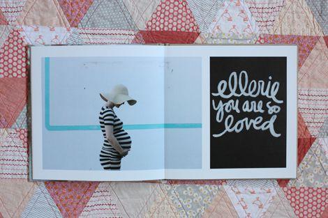 Panoramic Photo Book from Pinhole Press by Elise Blaha Cripe
