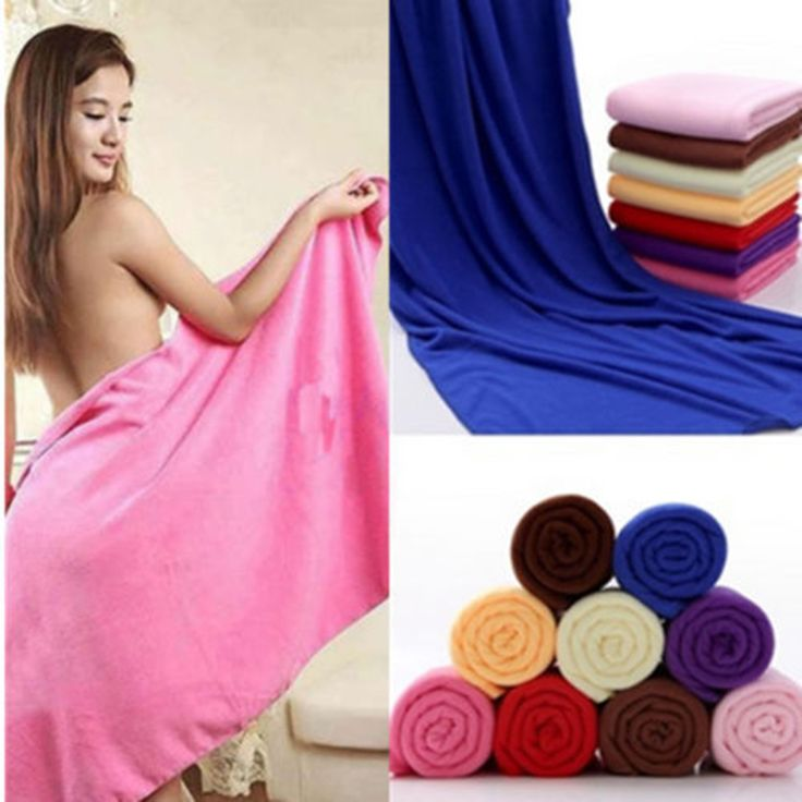 1PCS 70X140cm Women Bath Towel Microfiber Fabric Beach Towel Soft Wrap Towels Super Absorbent Home Textile Terry towel For Bath #>=#>=#>=#>=#> Click on the pin to check out discount price, color, size, shipping, etc. Save and like it!