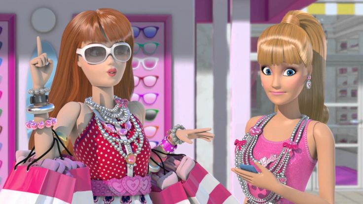 Barbie™ Life in the Dreamhouse -- Mall Mayhem