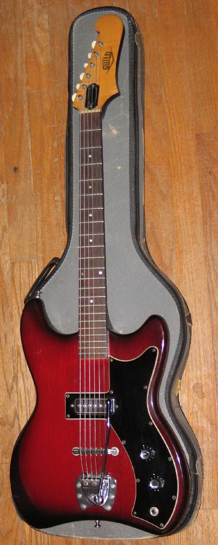 Fender Strat Blueprints