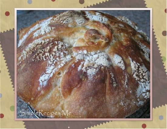 No-Knead Bread from Simple Recipes | Simple Recipes