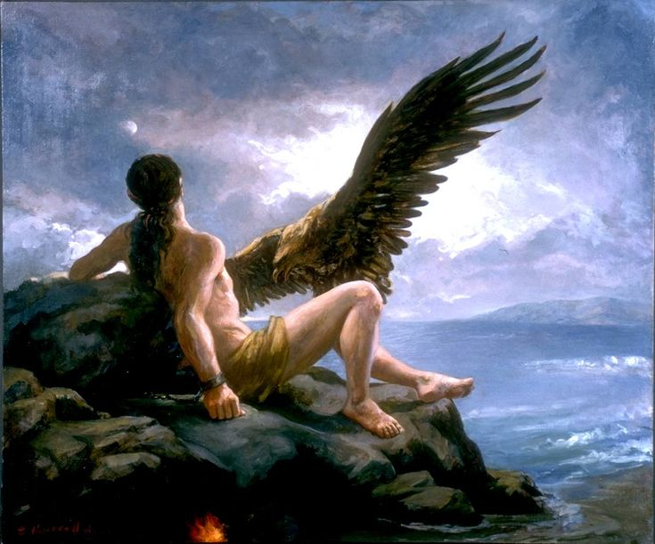 Mythologie grecque : Prométhée