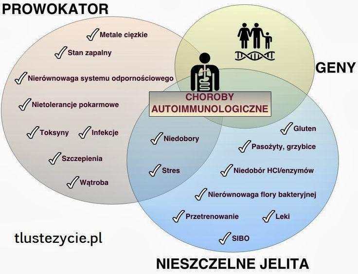 Tłuste Życie : Choroby autoimmunologiczne w praktyce