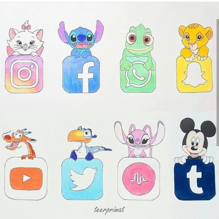 Disney and social network. – #DISNEY #network #social #and