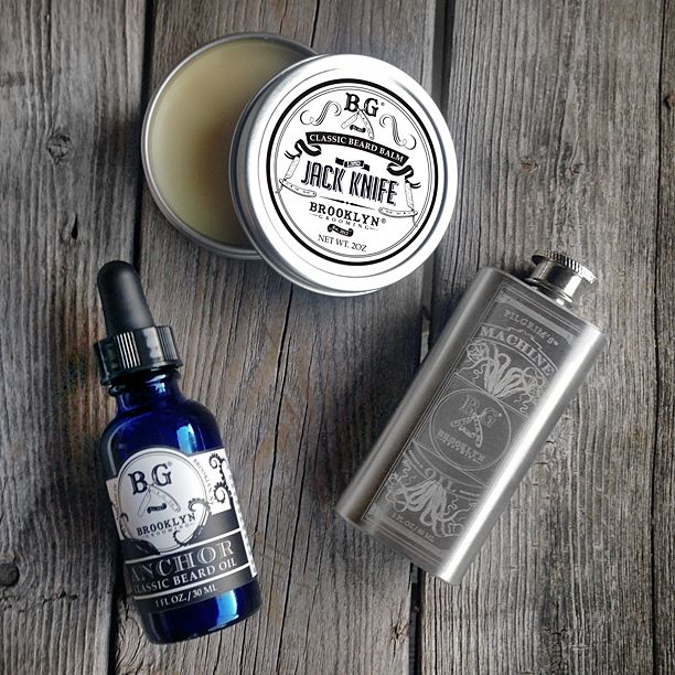 We've added some exciting new products to our collection including: LJK Beard Balm, Anchor Classic Beard Oil and Pilgrim's Machine Oil. #machineoil #pilgrimsmachineoil #ljk #lordjackknife #brooklyngrooming #mensgrooming
