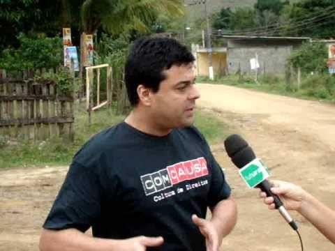 Entrevista para a TV Futura sobre o CENTRES #ComCausa  Em novembro de 2008, a ComCausa foi entrevistada pela TV Futura para falar sobre a questão do lixo químico no CENTRES, em Santo Expedito, município de Queimados, no Rio de Janeiro.  Na entrevista, Adriano Dias, fundador da instituição, relata que não houve um estudo de impacto ambiental para a retirada dos resíduos, mais nenhum sobre o impacto junto aos moradores.   #ComunicandoComcausa #ComCausa