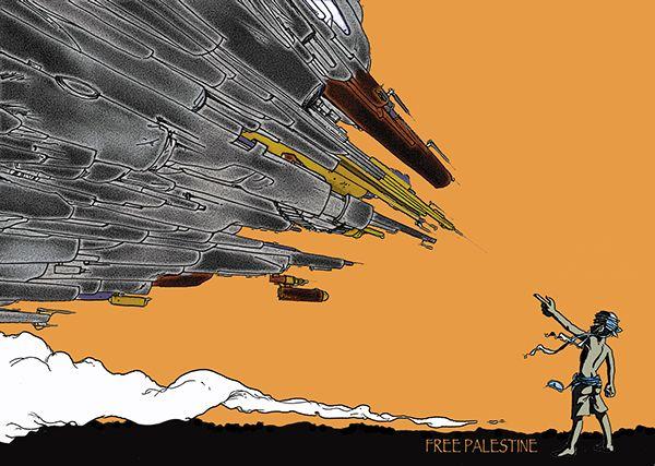 Gaza on Behance