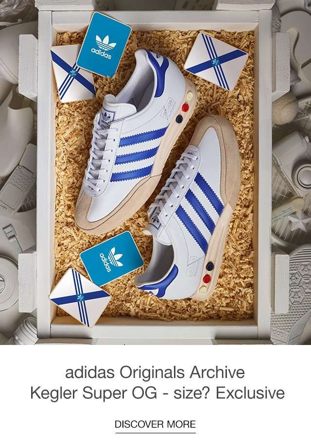 adidas Originals Archive Kegler Super OG - size  Exclusive ... 0d5645076