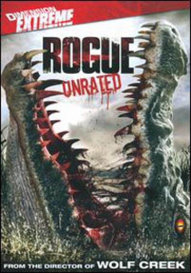 Best Aquatic Horror Movies: Rogue (2007)