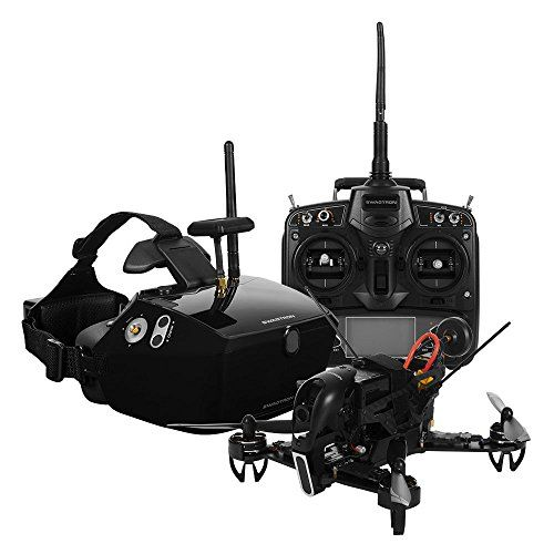 Swagtron Swagdrone 210 Up Rtf Ready To Fly Racing Drone Kit With Fpv Goggles Hd Night Vision Camera 5 8ghz Transmitt Fpv Drone Racing Quadcopter Night Vision