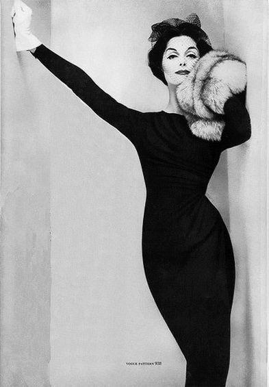 Vogue Patterns 1956
