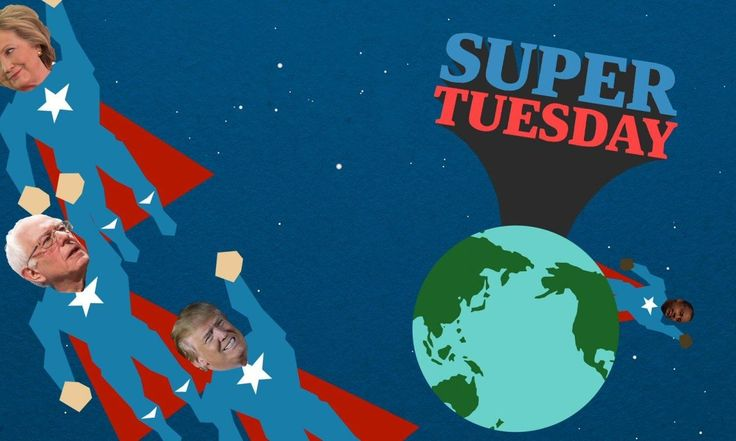The first day of March will have another name this year: Super Tuesday. But how high are the stakes, really?